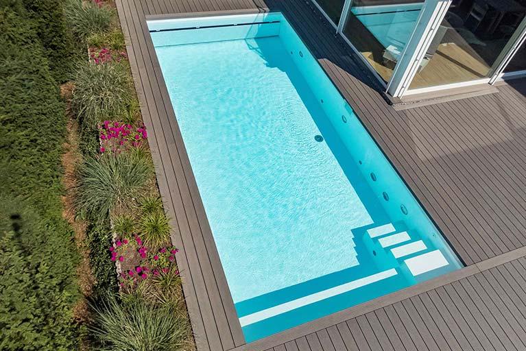 Mlz pools wellness abc fertigbecken for Fertigbecken pool