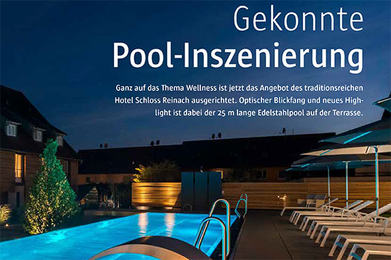MLZ Pools & Wellness . Presse