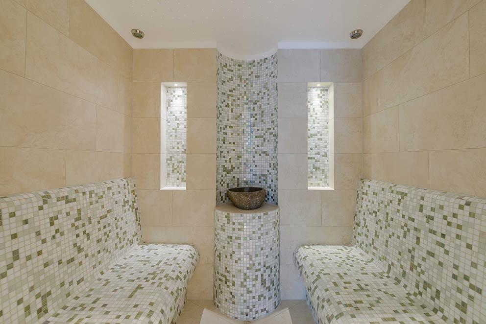 mlz pools wellness dampfbad. Black Bedroom Furniture Sets. Home Design Ideas